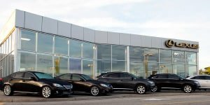 Largest Lexus Inventory in Niagara